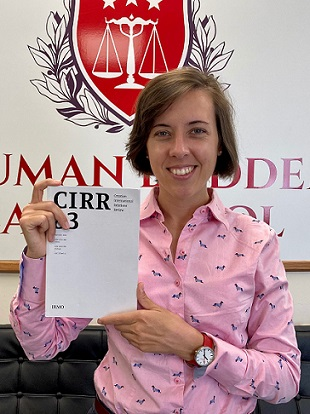 Law school lecturer publishes research on European Parliament work experience