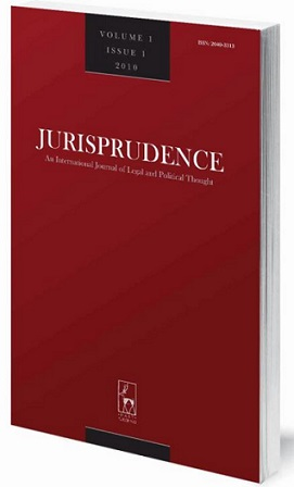 Johnson publishes article in Jurisprudence Journal